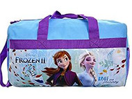 "Duffle Bag Frozen II Brave The Journey 18""FZDU2"