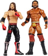 Action Figure WWE AJ Styles vs Jinder Mahal 2-Pack FTD03999D