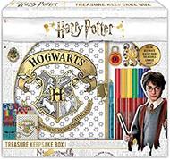 Stationery Set Harry Potter Treasure Keepsake Box 017224