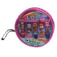 Beauty Accessories L.O.L Surprise Flavored 5 Pack Lip Glosses 025084