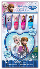 Beauty Accessories Frozen Lip Tube Set with Heart Box 331039