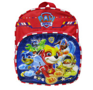 """Mini Backpack Paw Patrol Mighty Action Blue 10"""" 008464"""