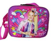 Lunch Bag JoJo Siwa Colourful Bow Pink 008501