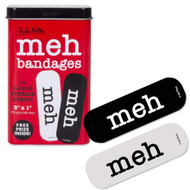 Character Goods Archie McPhee Meh Bandages 12856