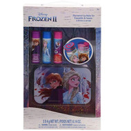 Beauty Accessories Frozen 2 3Pk Lip Balm w/Mini Tin FZ1710GA