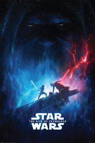 "Poster Rise Of Skywalker Galactic Encounter 24""x36"" Wall Art p4569"