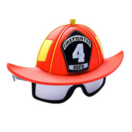 Party Costumes Sun-Staches Fireman SG3617