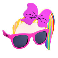 Party Costumes Sun-Staches Jojo Siwa Emoji Glasses SG3692