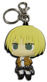 Key Chain Attack On Titan Sd Armin Dedicate Stance PVC ge85396
