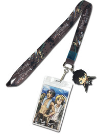 Lanyard Attack On Titan 2 Eren ge37985
