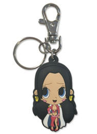 Key Chain One Piece Hancock PVC ge48141