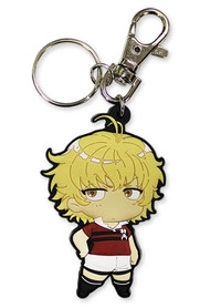 Key Chain All Out!!! Oharano PVC ge48017