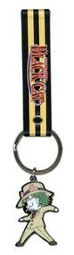 Key Chain Black Cat Sven Metal ge3825