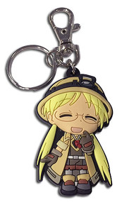 Key Chain Made In Abyss Riko PVC ge48399