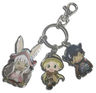 Key Chain Made In Abyss Trio Metal ge48398