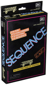 Games Pressman Toy Sequence Travel Retro 9501