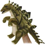 "Hand Puppet Hansa Stegosaurus 15"" 7747"
