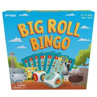 Games Pressman Toy Big Roll Bingo: Safari 108604