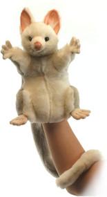 "Hand Puppet Hansa Opossum 9.4"" 5912"