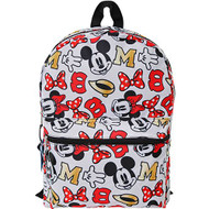Backpack Mickey & Minnie Mouse All Over Print MNAL