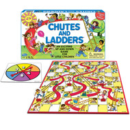 Games Winning Move Classic Chutes and Ladders 1195