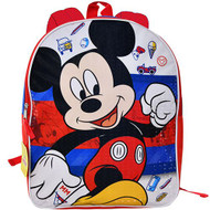 Backpack Mickey Mouse Happy Face MKON