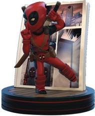 Action Figure Marvel Deadpool 4D Q-Fig Diorama MVL-0042