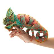 Hand Puppet Folkmanis Chameleon Small 3153