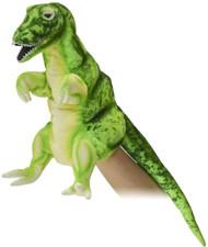 """Hand Puppet Hansa Tyrannosaurus Rex 19"""" 7758"""
