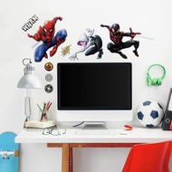 Wall Decal Spiderman Miles Morales Peel/Stick