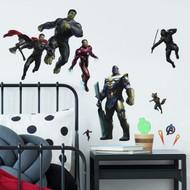 Wall Decal Marvel Avengers Endgame Peel/Stick