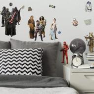 Wall Decal Star Wars Episode IX Peel/Stick