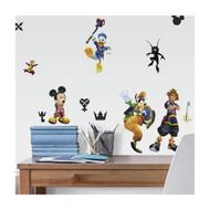 Wall Decal Disney Kingdom Hearts Peel/Stick