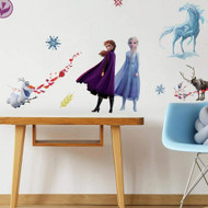 Wall Decal Disney Frozen Ii Peel/Stick