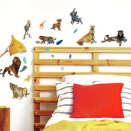 Wall Decal Roommates The Lion King Character Peel/Stick