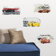 Wall Decal Disney Cars 3 Racing Peel & Stick
