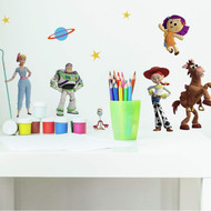 Wall Decal Disney Toy Story 4 Peel/Stick