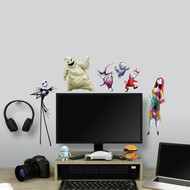 Wall Decal Disney The Nightmare Before Christmas Peel/Stick
