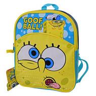 Mini Backpack SpongeBob SquarePants Goof Ball SPMIN