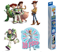 RoomScapes Poster Decal Toy Story 4 18'' x 24'' dc0019