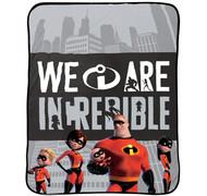 "Blanket Disney Incredibles 2 Throw Fleece 60"" x 46"" 43710"