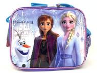 Lunch Bag Disney Frozen 2 Elsa Olaf & Anna 008624