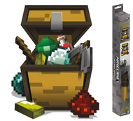 RoomScapes Poster Decal Minecraft Open Chest 18'' x 24'' dc7265
