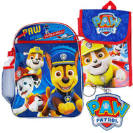 Backpack Paw Patro 5-Piece Combo Set 43729
