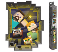 RoomScapes Poster Decal Minecraft Caved In 18'' x 24'' dc7264