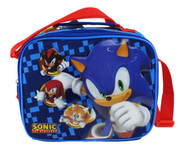 Lunch Bag Sonic the Hedgehog Sonic Power 211114