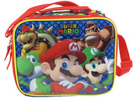 Lunch Bag Super Mario Bros Mario Madness 211237