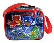 Lunch Bag PJ Masks Hero Rules Blue 211176