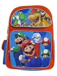 Backpack Nintendo Super Mario Mario/Luigi Jump 206394