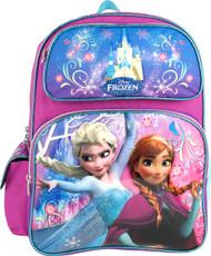 "Backpack Frozen 2 Disney Elsa & Anna 16"" 003803"